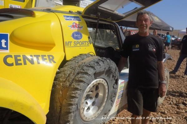 Michel Gambillon montre l'efficacité de sa préparation moteur!