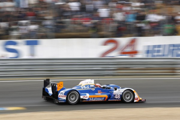 24 HEURES DU MANS 2011- ORECA LMP2  - photo Thierrry COULIBALY