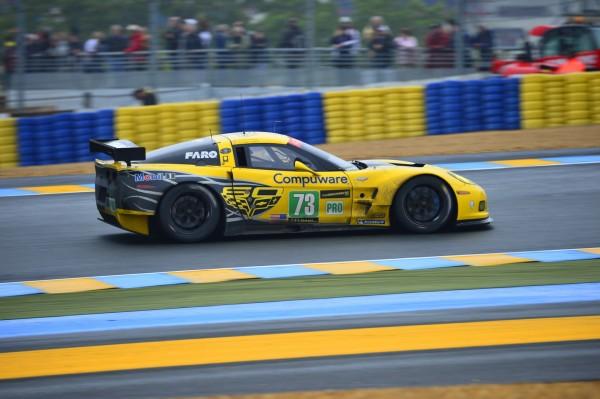 24 H DU MANS 2013 Preliminaire 9 juin CORVETTE Racing GARCIA MAGNUSSEN TAYLOR - Photo Max MALKA autonewsinfo