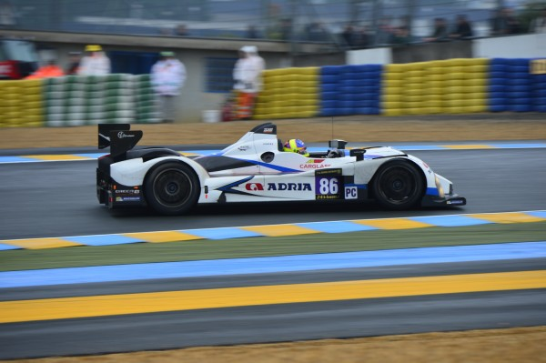 24 H DU MANS 2013 Preliminaire 9 juin -  FLM ORECA - TEAM ENDURANCE - Photo Gilles VITRY -- autonewsinfo