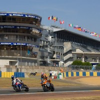 24 H MANS MOTO 2012 BANDEAU Photo MIchel Picard AutoMotoNewsinfo