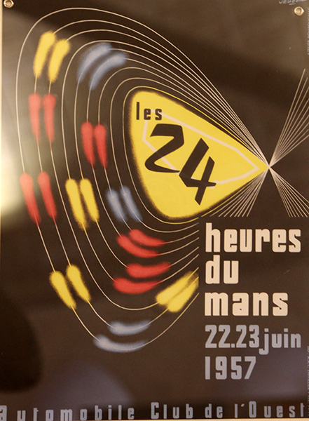 24-HEURES-DU-MANS-1957-Affiche-Photo-Gilles-VITRY-autonewsinfo.