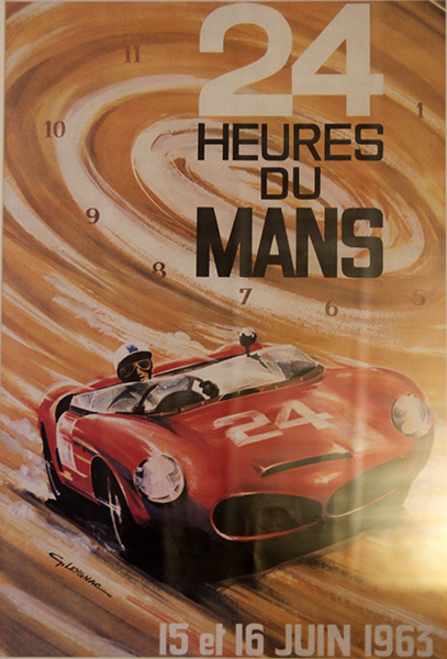 24-HEURES-DU-MANS-1963-Affiche-Photo-Gilles-VITRY-autonewsinfo