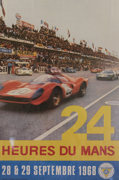 24-HEURES-DU-MANS-1968-Affiche-Photo-Gilles-VITRY-autonewsinfo