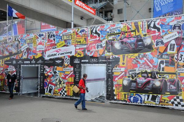 24-HEURES-DU-MANS-2013-Arrière-des-Stands-OAK-Racing-Photo Patrick-Martinoli.