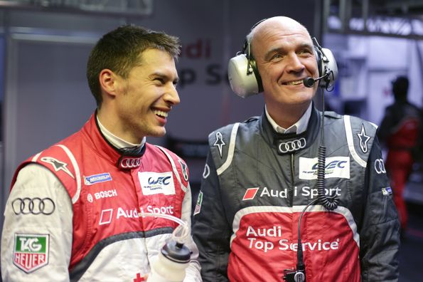 24-HEURES-DU-MANS-2013-LOIC-DUVAL-et-le-Dr-WOLFGANG-ULLRICH-photo-Thierry-COULIBALY