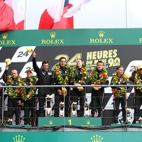24-HEURES-DU-MANS-2013-PODIUM-LMP2-OAK-RACING-35-et-24-et-G-DRIVE-LA-26-Photo-Gilles-VITRY-autonewsinfo