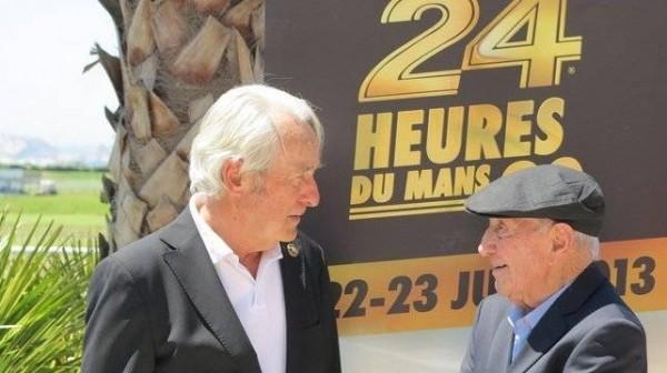 24-HEURES-DU-MANS-2013-ROBERT-MANZON-et-GERARD-LARROUSSE