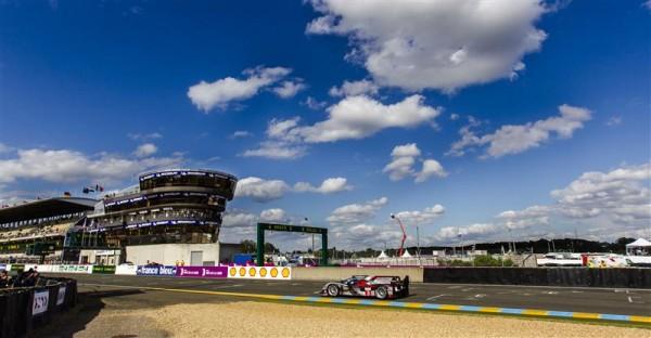 24-HEURES-DU-MANS-Le Module sportif de l'ACO ou se trouve-la Directioon de course des 24 Heures du Mans-  Photo -Thierry COULIBALY  - autonewsinfo