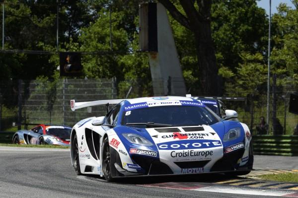 GT-TOUR-2013-MC-Laren-Sebastien-Loeb-Racing-GT-avant-SPA©DPPI