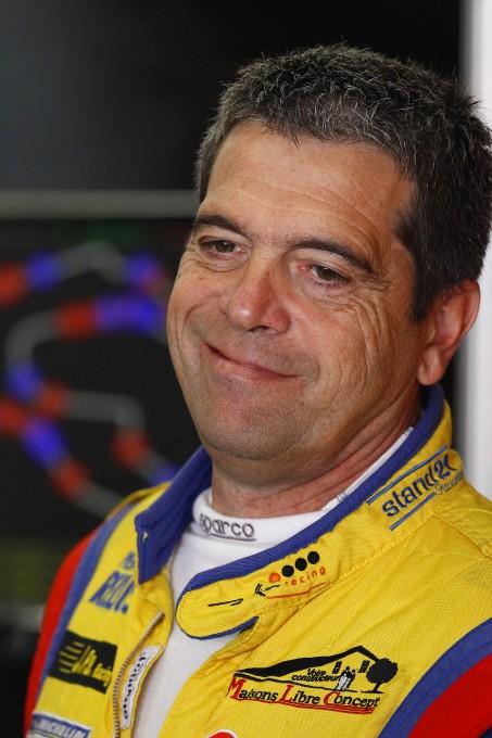 GT TOUR 2013 SPA 1er Coupe de FRANCE GT.- Jean Paul BUFFIN