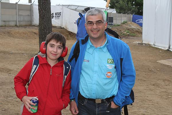 La passion pour ASTON, la passion du Mans Photo Gilles VITRY