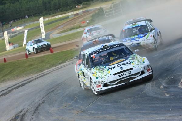 Grosset-Janin, pour la troisième fois victorieux en Super Cars