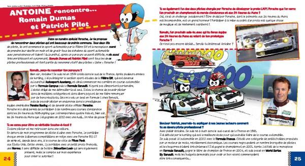 MAGAZINE ANTOINE LE PILOTE Num 10