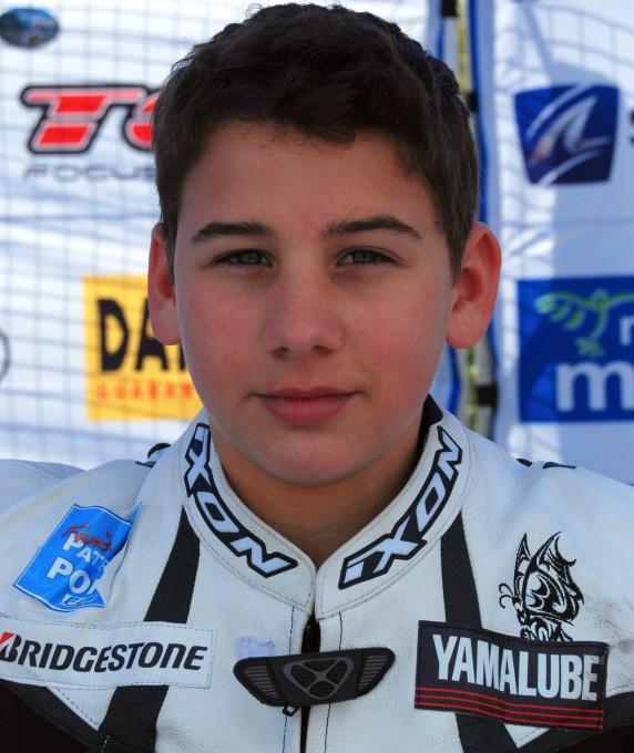 Mickaël Coupe Portrait