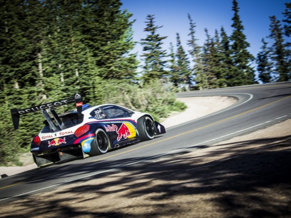 PIKES PEAK 2013 QUALIFICATION LA 208 PP T16