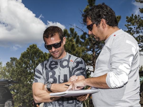 PIKES-PEAK-2013-Test-208-T-16-LOEB et Daniel ELENA - photo Peugeot Sport pour autonewsinfo