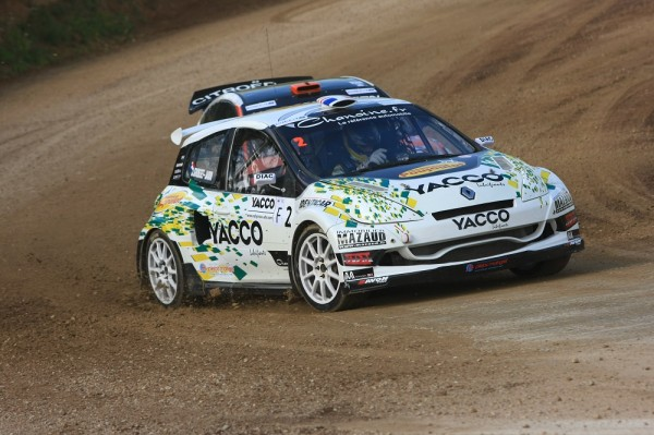 RALLYCROSS-2013-Supercars-gROSSET JANIN -Photo-AFOR