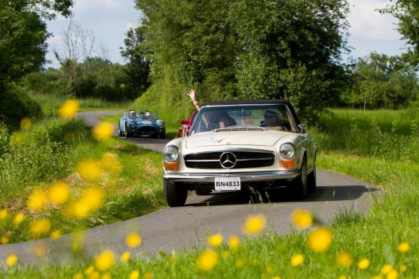 RALLYE DES PRINCESSES 2013 -EN ROUTE VERS LE SUD et sur les jolies petites routes de notre BELLE FRANCE