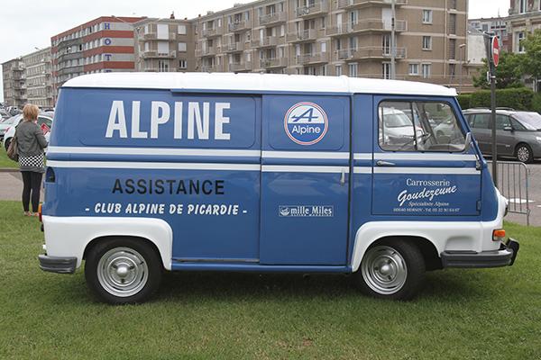 SAGA-ALPINE-2013-DIEPPE-Estafette-ALPINE-Photo-Gilles-VITRY-autonewsinfo