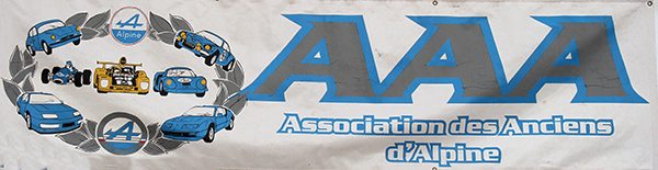 SAGA ALPINE 2013 DIEPPE Logo AAA  Photo Gilles VITRY autonewsinfo
