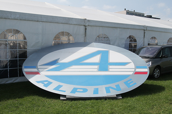 SAGA-ALPINE-2013-DIEPPE-logo-ALPINE-Photo-Gilles-VITRY-autonewsinfo