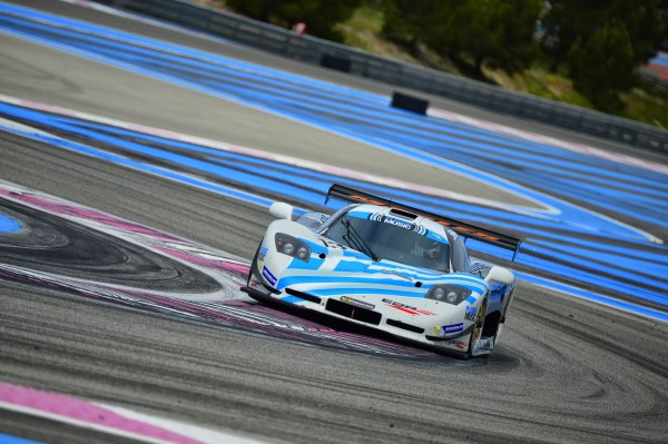 VDEV 2013 PAUL RICARD ENDURANCE GT TOURISME MOSSLER MT 900 avant son incendie Photo MAX MALKA.
