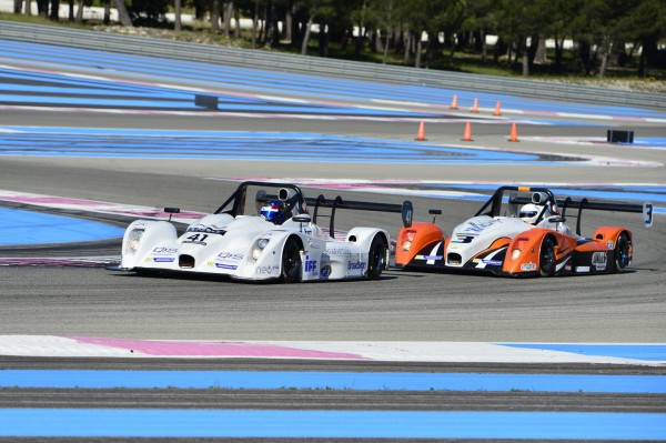 VDEV 2013 PAUL RICARD ENDURANCE PROTO - NORMA M20FC - VAGLIO GIORS - BURET et NORMA M20 FC - LOU PIALAT - Photo Max MALKA