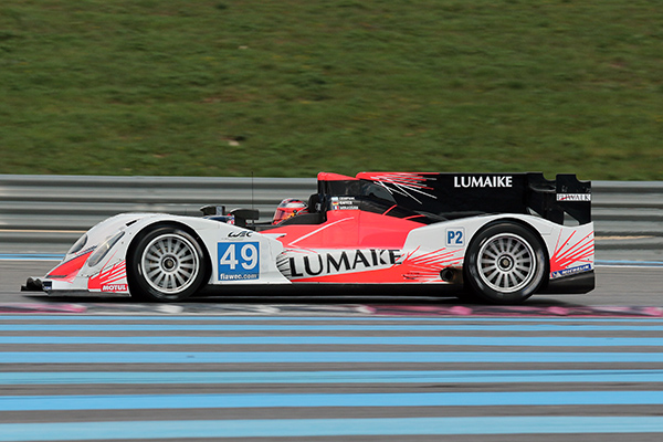 WEC-2013-Test-PAUL-RICARD-ORECA-NISSAN-Team-PECOM-Photo-Gilles-VITRY-autonewsinfo