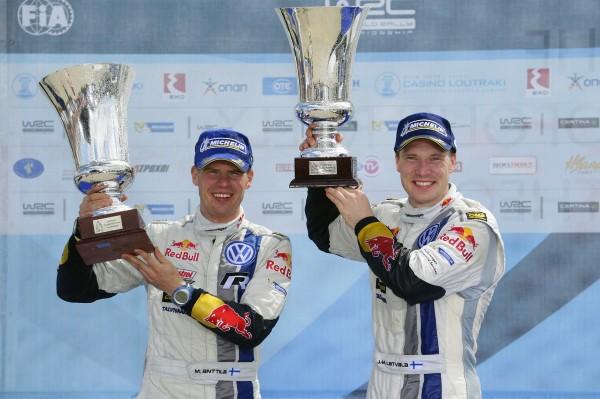 WRC-2013-ACROPOLE-1ers-Miikka-Anttila-Jari-Matti-Latvala.