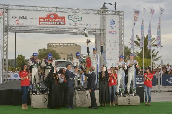Rally Italy (Sardinia) 2013
