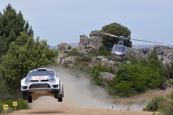 WRC-2013-SARDAIGNE-VW-POLO-SEB-OGIER-1er-samedi-22-juin.