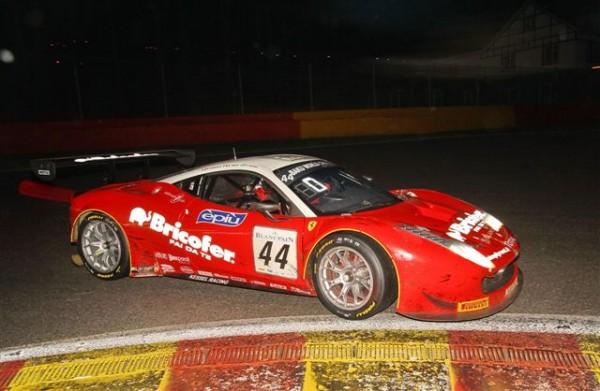 24 HEURES DE SPA 2013 -Ferrari Kessel de Rigon-Ramos-Zampieri-© Manfred GIET.