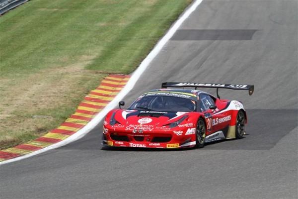 24-HEURES-DE-SPA-2013-Ferrari-SOFREV-de-Goueslard-©-Manfred-GIET.