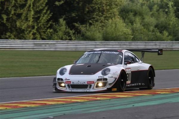 24-HEURES-DE-SPA-2013-La-Porsche-Prospeed-cinquième-du-Top-20-©-Manfred-GIET.