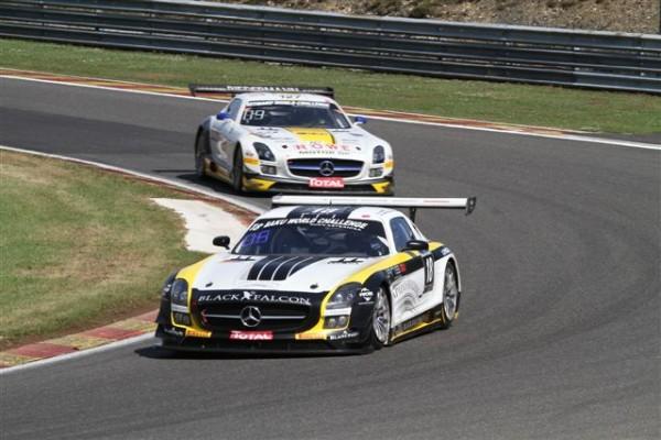 24-HEURES-DE-SPA-2013-Mercedes-Black-Falcon-de-Hummel-Jans-Christodoulou-Jäger-©-Manfred-GIET
