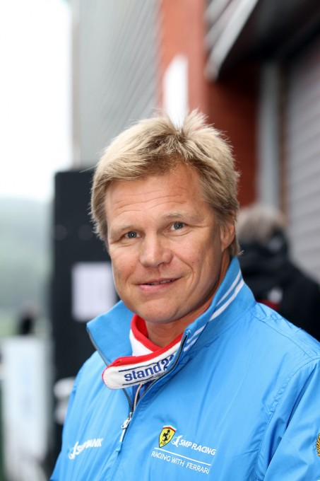 24 HEURES DE SPA 2013 - Mika SALO-© Manfred GIET