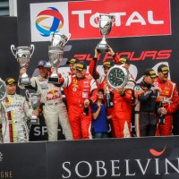 24-HEURES-DE-SPA-2013-Podium-Team-SOFREV-ASP-Photo-HECQ