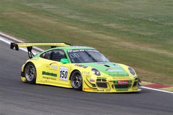 24-HEURES-DE-SPA-2013-Rssais-libres-La-Porsche-997-GT3-R-MANTHEY-de-Lieb-Lietz-Pillet-quatrièmes-©-Manfred-GIET