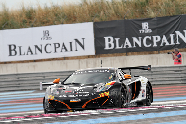 BLANCPAIN-2013-PAUL-RICARD-MCLAREN-Team-BOUTSEN-GINION-N°5-de-DERMONT-VERVISCH-photo-Gilles-VITRY-autonewsinfo