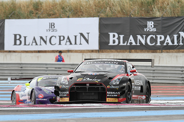BLANCPAIN 2013 PAUL RICARD NISSAN N°32 -DOHERTY-BUNCOMBE- SHULZHILSKIY - Photo Gilles VITRY- autonewsinfo