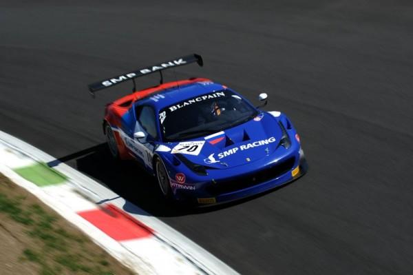 BLANCPAIN-ENDURANCE-SERIES-FERRARI-SMP Racing