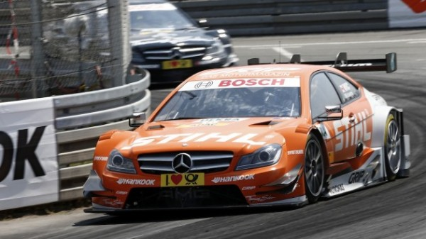 DTM-2013-NORISRING-MERCEDES-Robert-WICKENS-second