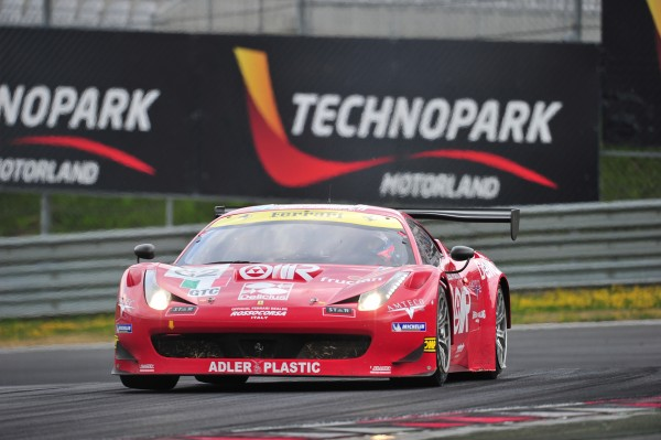ELMS 2013 RED BULL RING- 20 juillet -FERRARI AF CORSE N° 62 CASE RIZOLI - photo VISION SPORT Agency.