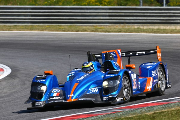 ELMS 2013 RED BULL RING - ALPINE SIGNATECH de PANCIATICI - RAGUES - Photo VISION SPORT AGENCY pour autonewsinfo