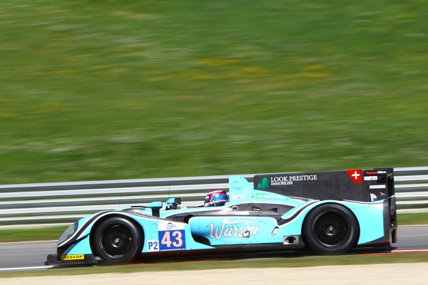 ELMS 2013 RED BULL RING MORGAN JUDD Team MORAND RACING - MAILLEUX-GACHNANG - Photo VISION SPORT AGENCY pour autonewsinfo