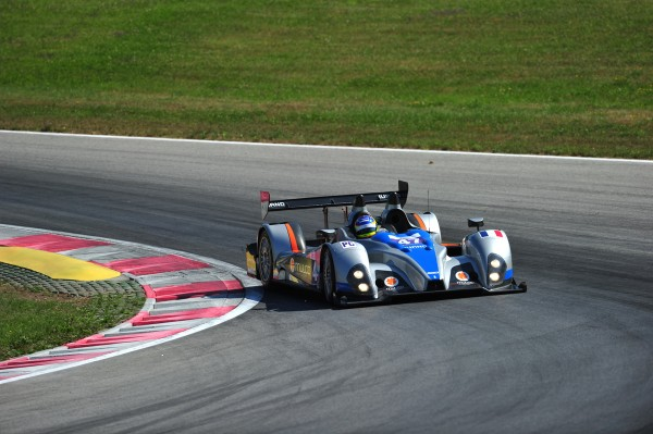 ELMS 2013 RED BULL RING - TEAM ENDURANCE CHALLENGE - Nico VERDONCK - photo VISION SPORT AGENCY pour autonewsinfo