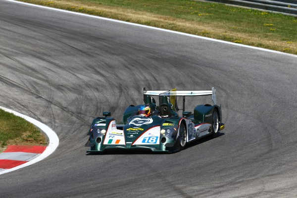 ELMS 2013 RED BULL RING TEAM MURPHY