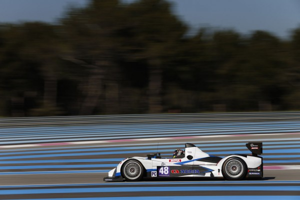 ELMS-2013-Test-au-Paul-RICARD-ORECA-LMPC-AVANT-la-course-de-Silverstone-la-N°48©DPPI.