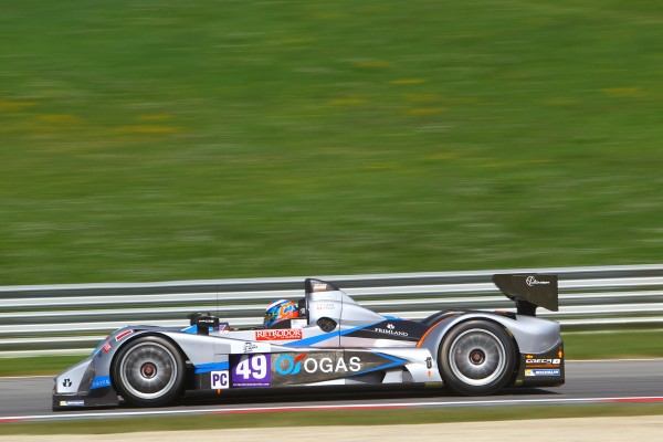 ELMS 2013 au RED BULL RING - FLM Team Endurance Challenge - CHATIN et HIRSCH - Photo VISION SPORT Agency pour autonewsinfo